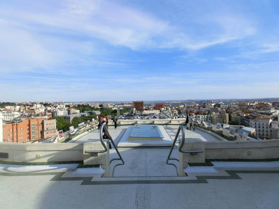 Barandillas Terraza Círculo De Bellas Artes De Madrid